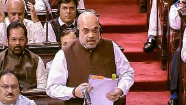 amit shah says in rajya sabha regarding scraping of article 370 in jammu and kashmir