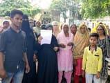 बिजली कटौती से आजिज महिलाओं ने घेरा हाईडिल