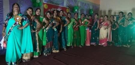माहुरी समिति के सावन महोत्सव में नृत्य-संगीत ने झुमाया