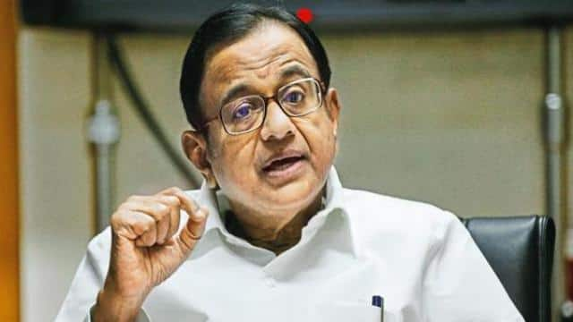 p chidambaram photo livemint