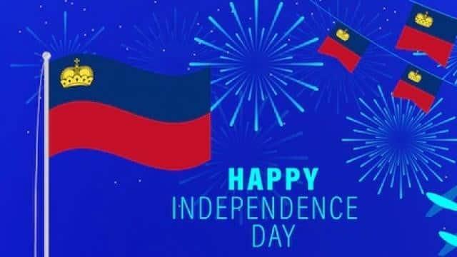लिकटेंस्टीन की आजादी का दिन 15 अगस्त