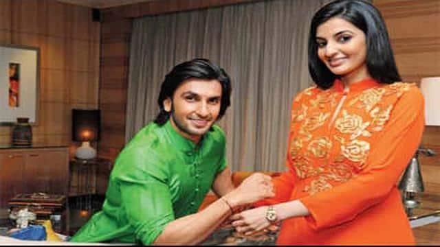 bollywood celebrities celebrate rakshabandhan