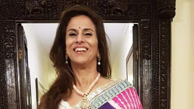 Shobhaa De rubbishes Basit's claims that he influenced her to write Kashmir article
