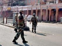 जयपुर में सांप्रदायिक झड़प के बाद इंटरनेट सेवा 24 घंटे के लिए निलंबित