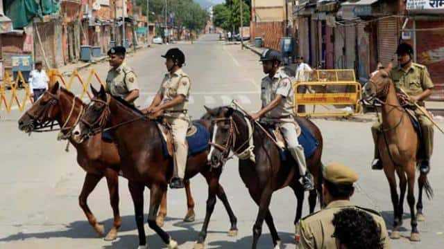Section 144 implemented in Jaipur mobile and internet