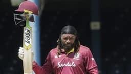 क्रिस गेल हुए आउट तो टीम इंडिया ने किया कुछ ऐसा, देखें- VIDEO