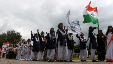 हल्द्वानी में धूमधाम से मनाया गया स्वतंत्रता दिवस समारोह
