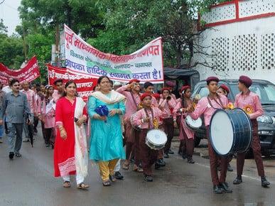 बागपत में हर्षोल्लास के साथ  मनाया गया स्वतंत्रता दिवस