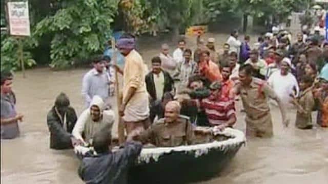 flood in andhra pradesh  file pic