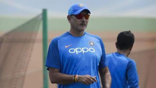 ravi shastri continue as head coach of indian men   s cricket team  ap