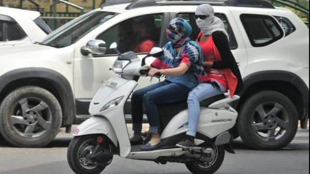do not keep atm card and mobile in scooty  otherwise wipe out your entire bank account