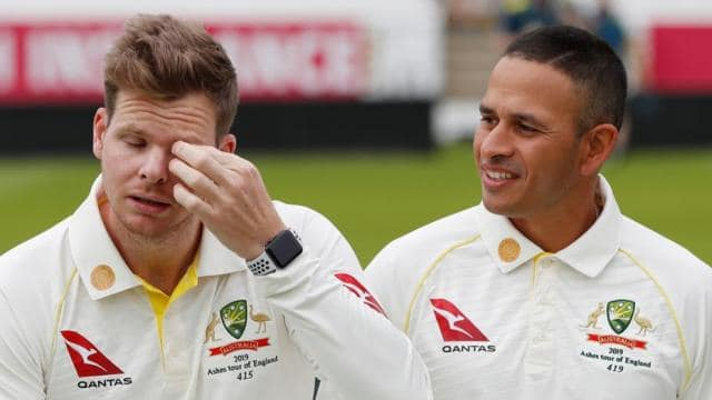 steve smith and usman khawaja   action images via reuters