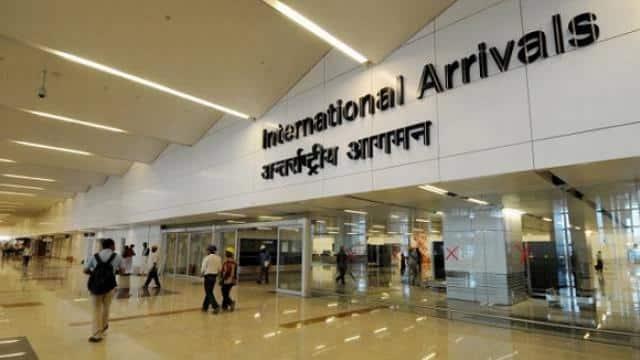 indira gandhi international airport  delhi