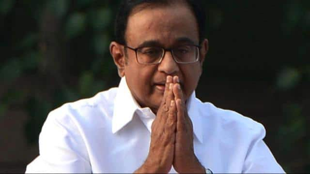 congress leader and former union minister p chidambaram   ani photo