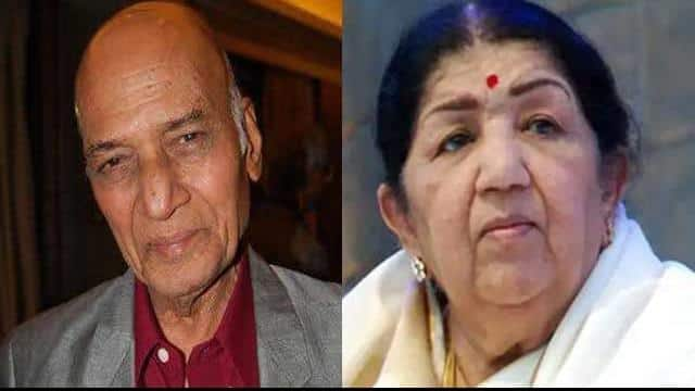 lata mangeshkar sad on music director death and she emotional tweet on