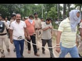 four policemen arrested for fleeing sitamarhis infamous criminal vikas jha