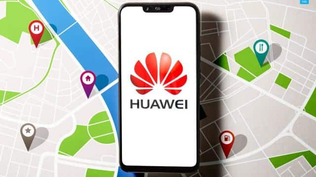huawei own mapping service  map kit