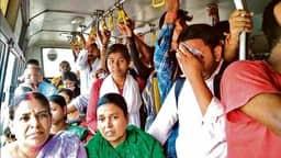 बसों में सुरक्षित नहीं बेटियां