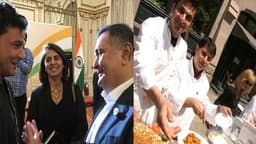 famous chef vikas khanna made food for rishi kapoor