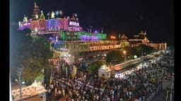 janmashtami celebration in mathura