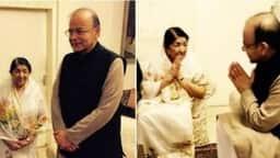 Lata Mangeshkar ने फोटो शेयर कर पूर्व वित्त मंत्री अरुण जेटली को इस तरह दी श्रद्धांजलि