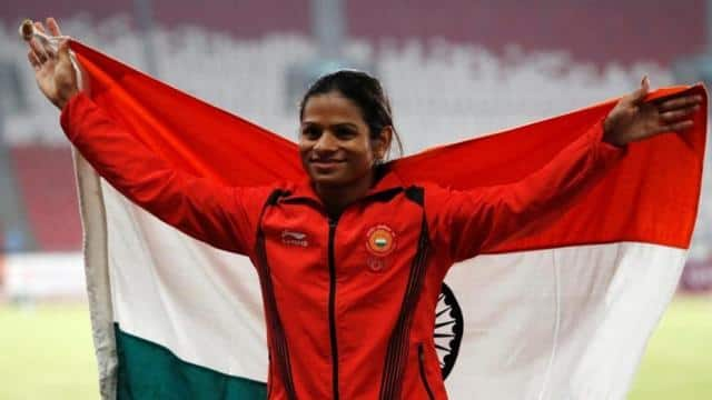dutee chand reuters