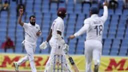 INDvsWI: 95 मिनट तक बल्लेबाजी कर जीरो पर आउट हुए मिगुएल कमिंस, बना डाला शर्मनाक रिकॉर्ड