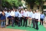 जमशेदपुर में 10 हजार पौधों वाले ट्री बैंक का उद्घाटन