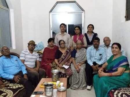 बिरसानगर में आयोजित हुई कवि गोष्ठी