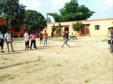 खेल में तेरह स्कूलों के बच्चों ने दिखाया दमखम
