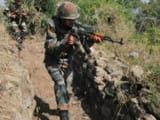 indian army on loc  file pic
