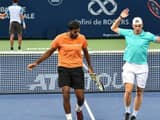 rohan bopanna and denis shapovalov  getty images
