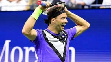 us open 2019  roger federer knocked out by grigor dimitrov