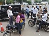 gurugram traffic police  file photo   ht