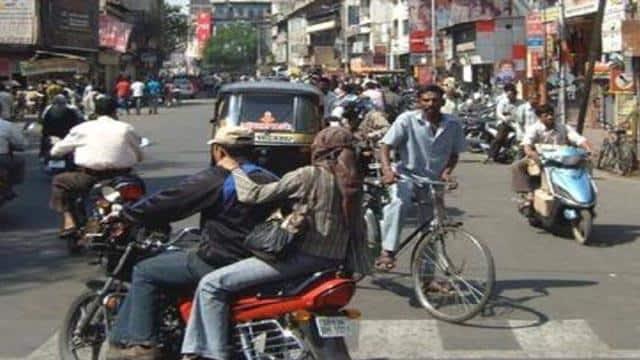 traffic of gujarat  file pic