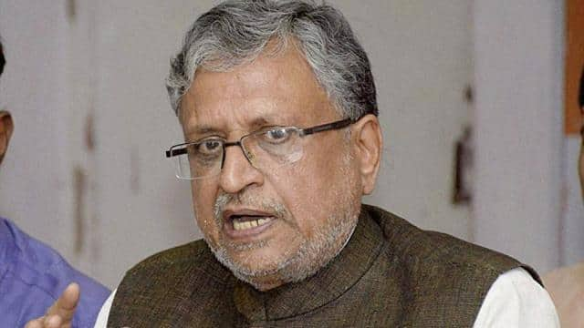 bihar   s deputy chief minister sushil kumar modi reiterated that there was no question of any change
