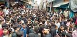 शांति और सौहार्दपूर्ण माहौल में मनाया गया हुसैनाबाद में मुहर्रम