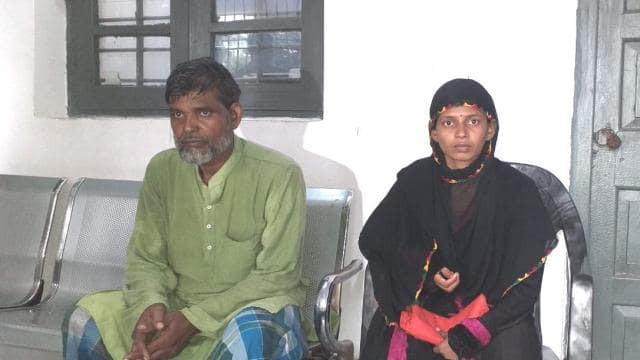 bhagalpur  husband gave three divorces then victim reached dig for justice