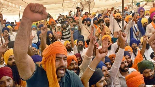 centre govt  sikhs banned from travelling to india