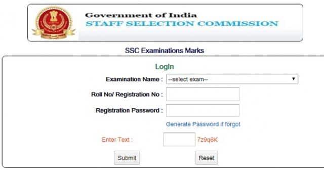 direct link ssc chsl 2019 marks