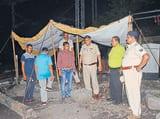माड़ीपुर में खुली रेल पुलिस चौकी, 24 घंटे रहेंगे जवान