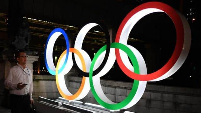 olympic rings  afp