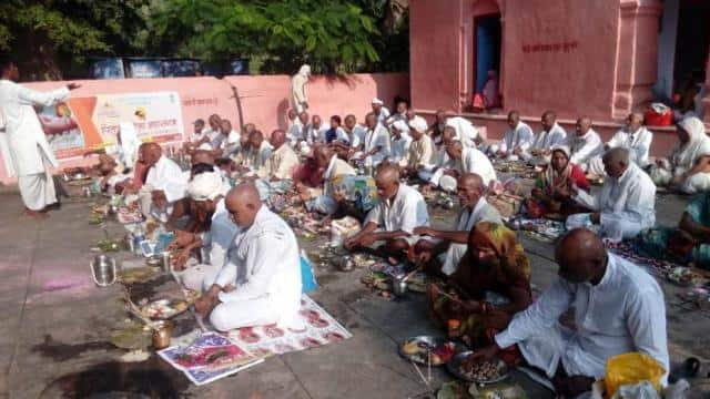 pitru paksha 2019  devotee from indian states reached gaya dham and give salvation to his ancestors