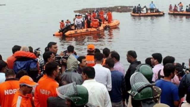 two ndrf teams  each with 30 members  were sent to the spot  according to relief and rehabilitation