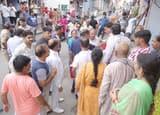 एचआरडीए ने घरों के आगे बनी छह दुकानें सील कीं