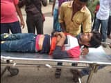 bhagalpur  shot to young man in dispute in sultanganj