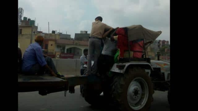 strike in delhi ncr