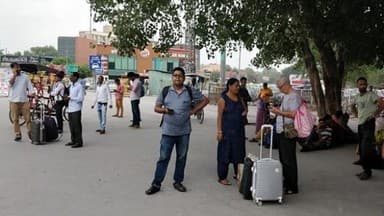 delhi-ncr transport strike today
