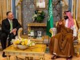 mike pompeo in saudi arabia  anadoluagency twitter 19 sep  2019