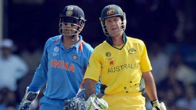 ms dhoni and ricky ponting  file photo